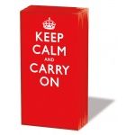 CHUSTECZKI DO NOSA - Keep Calm and Carry On